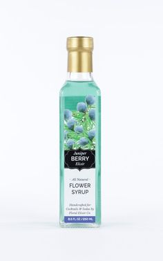 Juniper Berry Elixir — Create signature drinks with a botanical twist! Book Bar, Sparkling Waters, Juniper Berry, Dry White Wine, Champagne Cocktail, Fiji Water Bottle, Savoury Dishes, Food Illustrations, Wines
