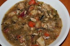 Chuy's Green Chile Stew