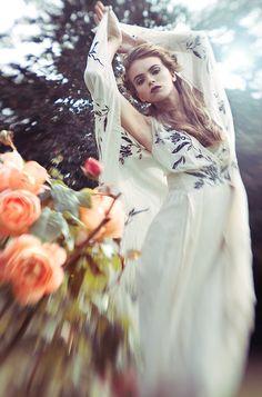 Photographer: Lara Jade; Model - Danielle Foster @ D1  Make-up - Keiko Nakmura  Hair - Noriko Miki