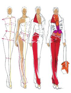 5012 best fashion sketchbook images on pinterest in 2018 feminine from bina abling fashion scetchbook edition fandeluxe Image collections