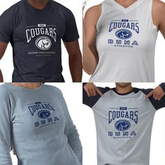buna high school t shirt designs