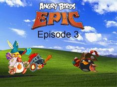 Angry Birds Epic Plush Adventures Episode 2: The Huge Battle - YouTube