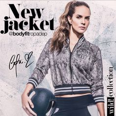 Nuestra nueva #Chaqueta un diseño para sentirte #Chic al mejor #EstiloBodyFit // #bodyfitstyle at its best wearing this chic outfit  #FitInspiration #FashionTrends #FashionFitness #GymTime #Fitness #Modern #Anathomic #FashionSport #WorkOut #PhotoOfTheDay #LifeStyle #Woman #Shop #Casual #Trendy #NewCollecion #YoSoyBodyFit #Shop @catalinaaristizabalh @nukakmakuk