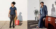 To Understand Rising Inequality, Consider the Janitors at Two Top Companies, Then and Now - The New York Times