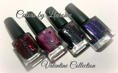 Colors by Llarowe: Valentine Collection 2014 | Pointless Cafe