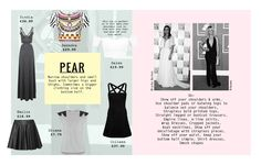 Juicy pear shapes - Here's how to make the most out of your figure the Missguided way