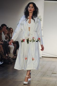 That's Totally Fine by Rose La Grua RTW Spring 2015 [Photo by Amy Graves]