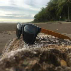 bd4ba6042d WOODIES Full Zebra Wood Sunglasses with Polarized Lens Review ...