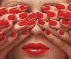 Guy Bourdin, French Vogue 1972