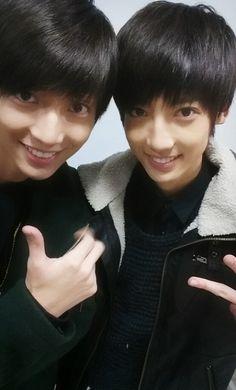KwangMin e YoungMin