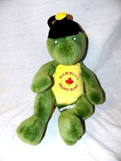 geico 13 plush gecko golf driver head cover green lizard mascot
