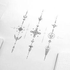 Tattoo Artists 66851 No automatic automatic text is available. Arrow Tattoos, Wrist Tattoos, Finger Tattoos, Cute Tattoos, Body Art Tattoos, Small Tattoos, Sleeve Tattoos, Mandala Geometric Tattoo, Mandala Wrist Tattoo