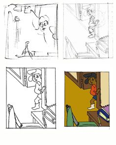 #webcomic #process #inprogress #cartoon #ink #lineart #color  http://ift.tt/2byVXqY  This is process work for my webcomic. The finished pages in addition with dialogue will be posted to my webcomic's site when complete. Copy and paste the link to see the current finished pages for my webcomic Penelope and Monica.