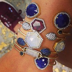 The Perfect Summer Stack!! #4thofjuly #bangle