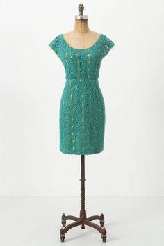 Elvia Dress - Anthropologie.com