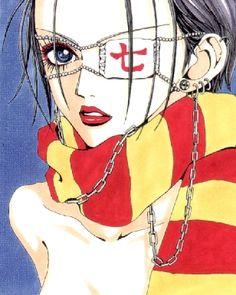 Ai Yazawa Art Anime Fille, Anime Art Girl, Manga Girl, Anime Girls, Old Anime, Manga Anime, Yazawa Ai, Nana Manga, Nana Osaki
