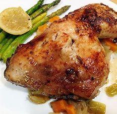 receta gratis pollo a la cerveza con limon