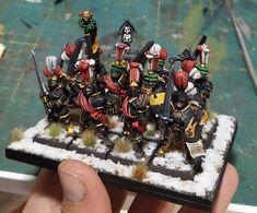 Warhammer Empire, Warhammer Fantasy, Mini Paintings, Age, Miniatures