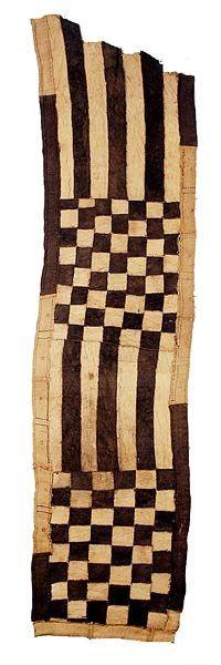 Kuba Barkcloth textile 38