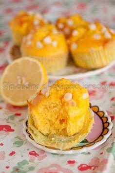 ricetta dellasera:  Muffin limone e mandorle...