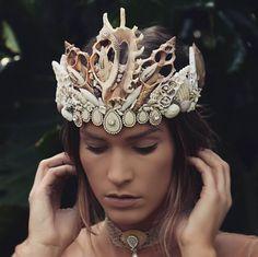 Chelsea's Flower Crowns on Etsy
