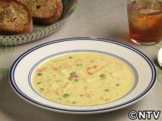 色々野菜とクリームコーンのやさしい味わい「コーンチャウダー」のレシピを紹介!