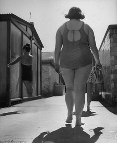 Genesis of a national plague: How modern America's obesity epidemic began in the 1950s and how charting the weight loss struggles of a 205lb aspiring nurse helped bring the problem to the forefront