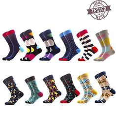 Men Unisex Winter Knitted Mid-calf Long Crew Socks Funny Ok Gesture Printed Hip-hop Trendy Cotton Hosiery Skateboard Streetwear Fine Quality Underwear & Sleepwears