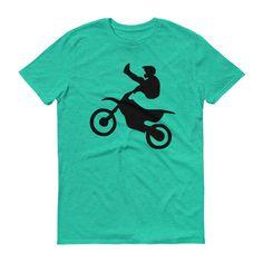 Motocross - T-Shirt (black print)