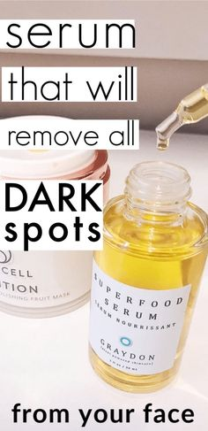 The Best Anti-Aging Serum - Best Face Serum for Dark Spots and Wrinkles - Glowpink Best Anti Aging Serum, Best Face Serum, Natural Hair Mask, Skin Tag Removal, Get Rid Of Blackheads, Mouthwash, Best Face Products, Dark Spots, Oily Skin