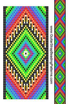 """Последняя.  К галерее  """"Схемы для станочного и ручного ткачества бисером (орнаменты) """".  Первая.  8 из 20."""