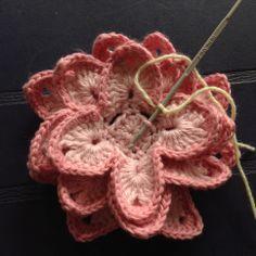 Suvi's Crochet: Lotus Flower
