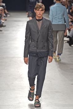 Kolor Men's RTW Spring 2015 - Slideshow