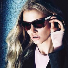 GBI ™: CK CALVIN KLEIN EYEWEAR FOR WOMEN | WINTER 2012/13 CAMPAIGN