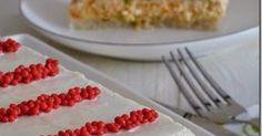 Este tipo de pasteles tienen mucho éxito. El pastel salado de salmón y langostinos , en casa siempre es un triunfo asegurado.  Como podéis l...