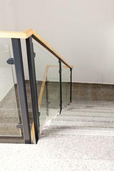 Herra Design |   Balustrade din sticla Entryway Tables, Furniture, Design, Home Decor, Interiors, Decoration Home, Room Decor, Home Furnishings