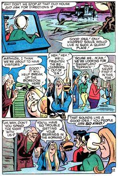 Sabrina The Teenage Witch (1971) Issue #71 - Read Sabrina The Teenage Witch (1971) Issue #71 comic online in high quality