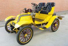 1903 De Dion-Bouton Type N 'Populaire' Voiturette