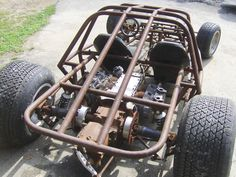 Race Car Tube Chassis Home Build BAD ASS - Great Lakes 4x4. The largest offroad…