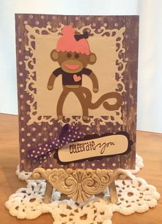 Birthday Card / Made with Spellbinders Fleur De Lis Squares, Cricut Sugar and Spice and Formal Occasion Cartridges / Handcrafted By Cindy Babich (Cindyswishestogive 2016)