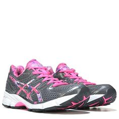 ASICS GEL-Enhance Ultra 3 BCA Running Shoe Grey/Pink/Pink Ribbo