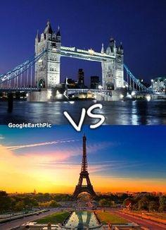 Westminster bridge à londres est plus vieux que la tour Eiffel à Paris.