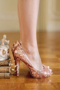 Can I have this shoes please? Now!
