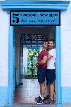 5 awesome new apps for gay travellers