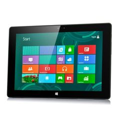 10.1 Inch Windows 8 Pro Compatible Tablet  10.1 Inch Windows 8 Pro Compatible Tablet with a Intel Bay Trail 1.6GHz Quad Core CPU, 32GB SSD Memory, 2GB RAM and more.
