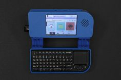 Mini Raspberry Pi Handheld Notebook Tutorial Build a tiny handheld raspberry pi portable computer
