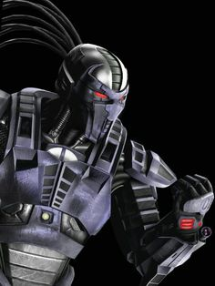Smoke Cyborg