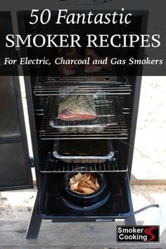 - Tempting Smoker Recipes For Delicious Smoked Foods… Every Time! 50 Fantastic Smoker Recipes for Electric, Charcoal and Gas Meat Smokers! Smoker Grill Recipes, Smoker Cooking, Grilling Recipes, Electric Smoker Recipes, Cooking Beets, Electric Meat Smokers, Grilling Tips, Cooking Bacon, Cooking Turkey