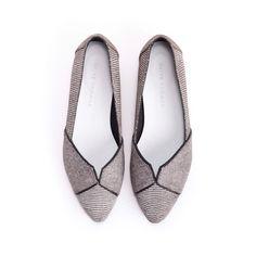 Novità / / scarpe donna scarpe Womens Flats di OliveThomasShoes