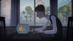 """CGI Animated Shorts HD: """"Out of Bounds"""" - by The Animation Workshop"""